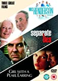Female Drama Triple (Mrs Henderson Presents, Separate Lies, Girl With A Pearl Earring) [DVD]