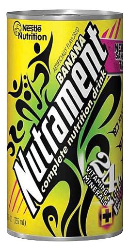 Nutrament Banana 12 Oz. / 12Pk