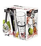Libbey Shaker Glass Set, 3-Piece