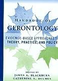 img - for Handbook of Gerontology book / textbook / text book