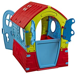 Amazon.com: Pal Play Dream House Playhouse: Toys & Games