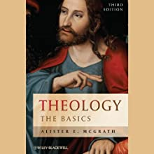 Theology: The Basics Audiobook by Alister E McGrath Narrated by Allyson Ryan