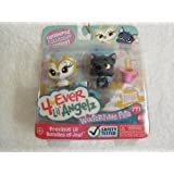 Bratz 4-Ever Lil' Angelz Wintertime Pets Owl #799 And Dog #805