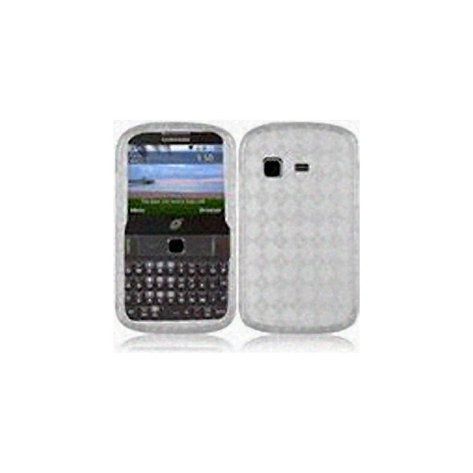 Transparent Clear Flex Cover Case for Samsung SGH S390G Cell Phones & Accessories