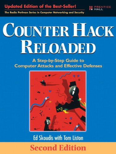 Edward Skoudis - Counter Hack Reloaded: A Step-by-Step Guide to Computer Attacks and Effective Defenses (2nd Edition)