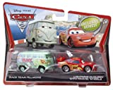 Cars 2 Lightning McQueen and Fillmore Diecast Vehicle Two-Pack