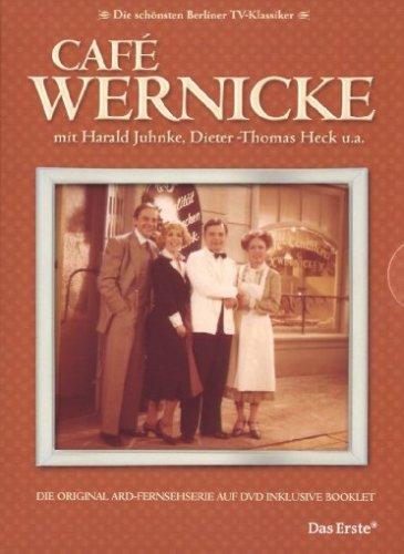 Café Wernicke - Die schönsten Berliner TV-Klassiker [4 DVDs]