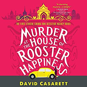 Murder at the House of Rooster Happiness Audiobook