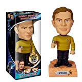Captain Kirk &#8211; Star Trek (The Original Series) &#8211; Talking Wacky Wobbler Bobble-Head
