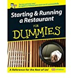 img - for [(Starting and Running a Restaurant For Dummies )] [Author: Carol Godsmark] [Dec-2007] book / textbook / text book