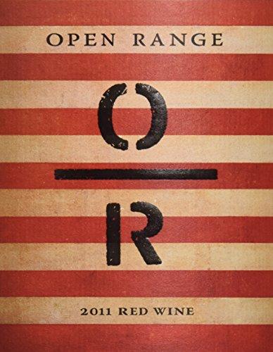New World: 2011 Open Range Red Wine By Casey Flat Ranch 750Ml