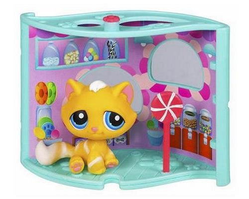 Littlest Pet Shop Pet Nook - Cat