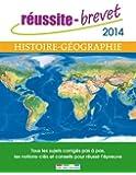 Réussite brevet 2014 - Histoire-géographie