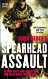 img - for Spearhead Assault: Blood, Guts and Glory on the Falklands Frontline book / textbook / text book