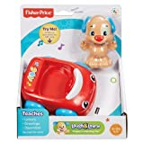 Fisher Price Laugh & Learn Learning Cars Puppy Toy IN GREEK Edition