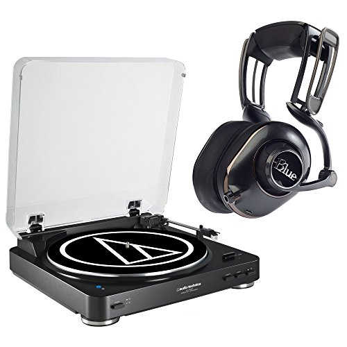 Audio-Technica-AT-LP60BK-BT-Bluetooth-Automatic-Turntable-Black-Blue-Microphones-Mo-Fi-Powered-High-Fidelity-Headphones-with-Integrated-Audiophile-Amplifier