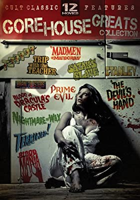 Gorehouse Greats Collection (12 Movie Collection)