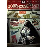 Gorehouse Greats Collection (12 Movie Collection) ~ John Carradine