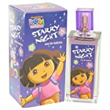 Dora Starry Night by Dora The Explorer Eau De Toilette Spray 3.4 oz for Women