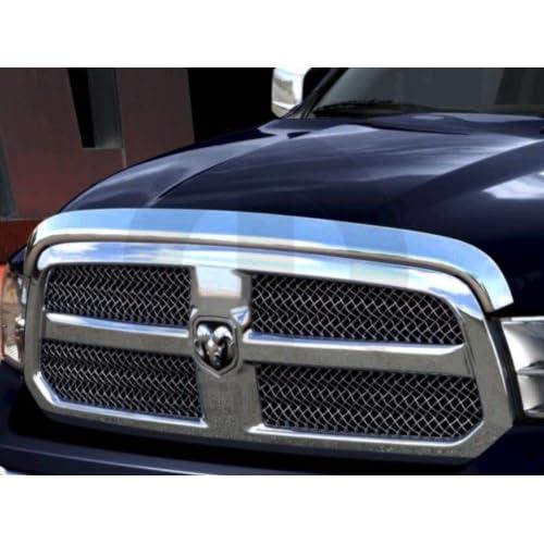For Chevy Suburban 2500 00-06 Stampede Vigilante Premium Smoke Hood Protector