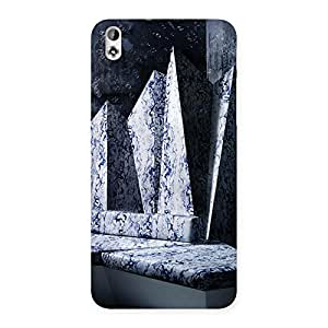 Gorgeous Marbal Monument Back Case Cover for HTC Desire 816g