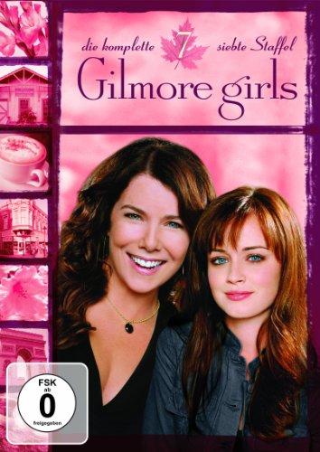 Gilmore Girls - Die komplette siebte Staffel (6 DVDs)