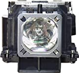 Diamond Lamp for SANYO PLC-XU300 Projector with a Philips bulb inside housing