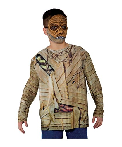 Mummy Photo Real Shirt for Boys