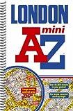 London Mini Street Atlas (A-Z Street Atlas)
