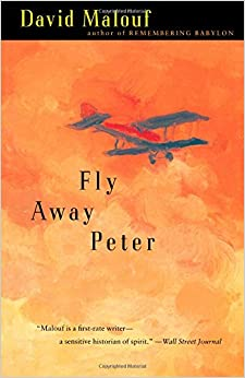 an analysis of the story fly away peter by david malouf David malouf, exhibition opening night, 16 may 2014 teacher resource third novel fly away peter published.