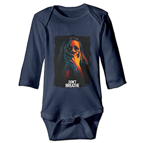 [DETED Don't Breathe Movie Cute Boy & Girl Infants Climb Clothes Size6 M Navy] (Blue Ghost Pill Costume)