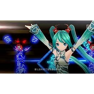 NEXT HATSUNE MIKU Project DIVA(仮称)予約特典:デザイン保護フィルム(PlayStation(R)Vita専用)付き