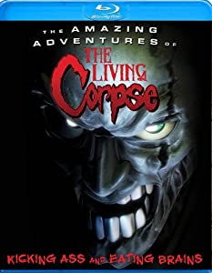 The Amazing Adventures of the Living Corpse [Blu-ray]