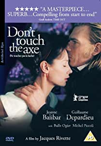 Don't Touch The Axe [DVD]