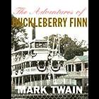 The Adventures of Huckleberry Finn Hörbuch von Mark Twain Gesprochen von: Jim Killavey