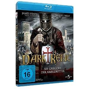 Dark Relic - Sir Gregory, der Kreuzritter [Blu-ray] [Import allemand]