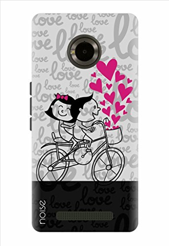 Noise Journey of Love Printed Cover for Micromax Yu Yuphoria