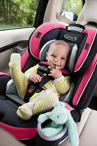 graco 4ever all in one car seat azalea online shopping united states. Black Bedroom Furniture Sets. Home Design Ideas