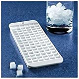 4 X Cubette Mini Ice Cube Trays (Set of 4, White)