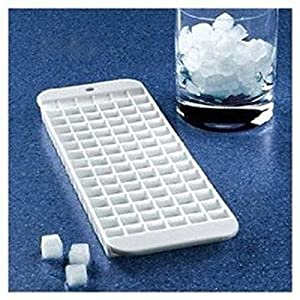 Cubette Mini Ice Cube Trays (Set of 4, White)
