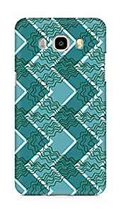 Amez designer printed 3d premium high quality back case cover for Samsung Galaxy J7 - 6 (New 2016 Edition) (Roughness line light texture)