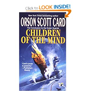 Children of the Mind (The Ender Quintet) by Orson Scott Card