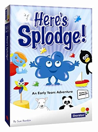 Here's Splodge! - early years adventure by Sherston (home user)