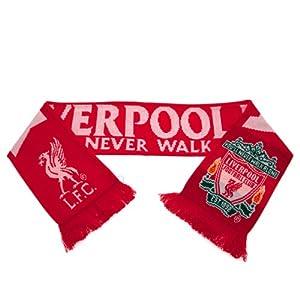 liverpool f c scarf tc sports fan scarves