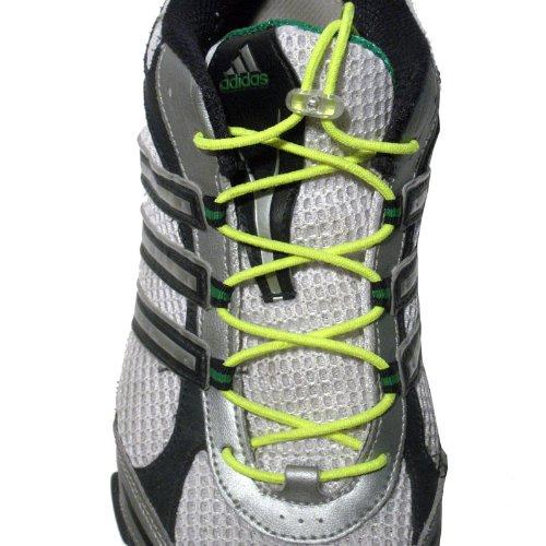 elastic shoe laces triathlon running run shoelaces 208