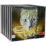 Warrior Cats - Zeichen der Sterne. Folge 1-6: IV, Folge 1-6, gelesen von Marlen Diekhoff, Die gesamte vierte Staffel, 30 CDs, 39 Std.
