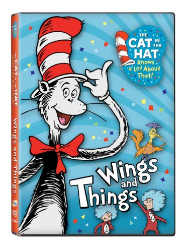 Cat in the Hat Knows a Lot About That! Wings & Things