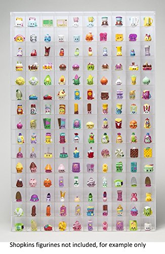photo about Shopkins Checklist Printable referred to as Shopkins TM Demonstrate Wall Putting Acrylic Showcase for