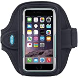 Armband for iPhone 6 with OtterBox Commuter or LifeProof fre case (This size also fits Galaxy S4 / S3 with OtterBox Defender / Commuter, Galaxy S6 /S5 with slim cases, Note 2 / 3 without cases & more)