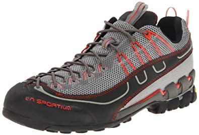 La Sportiva Xplorer Shoe - Men's Grey / Red 39